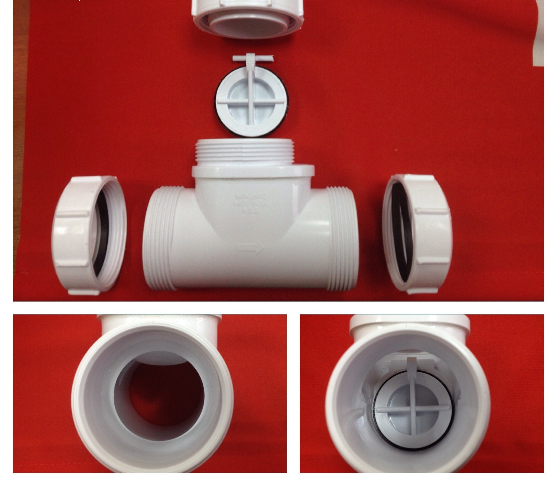 Обратный клапан для стиральной машины - обзор