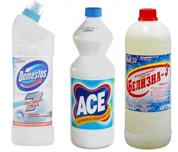 дезинфицирующие средства с хлором