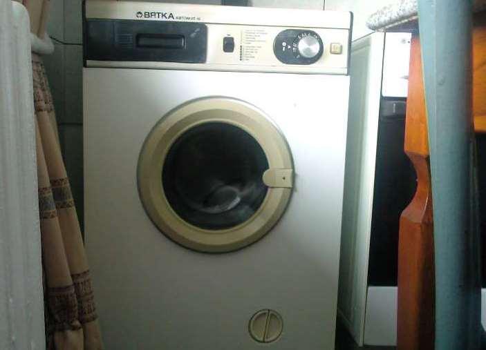 стиральная машина вятка 12