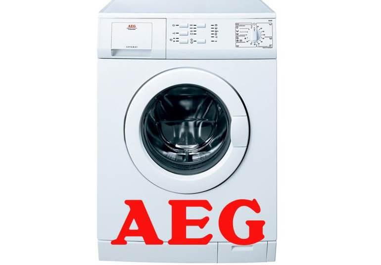 Неисправности и ремонт стиральных машин АЕГ