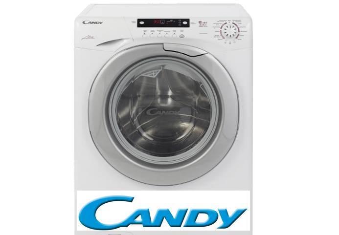 Ремонт неисправностей стиральных машин Канди