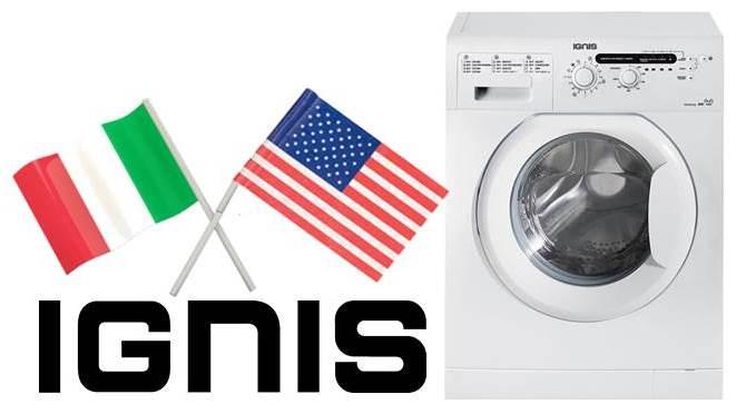 Стиральные машины Ignis