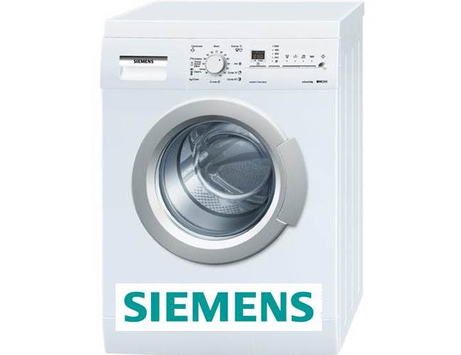 Ремонт неисправностей стиральных машин Сименс