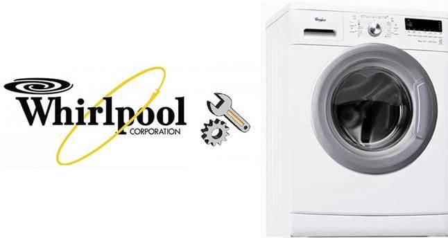 Ремонт неисправностей стиральных машин Вирпул