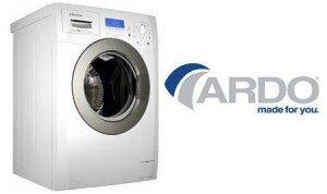 Ремонт неисправностей стиральных машин Ардо