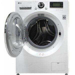 стиральная машина LG с функцией глажки