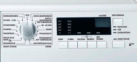 стиральная машина АЕГ