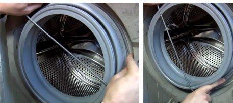 манжета в стиральной машине