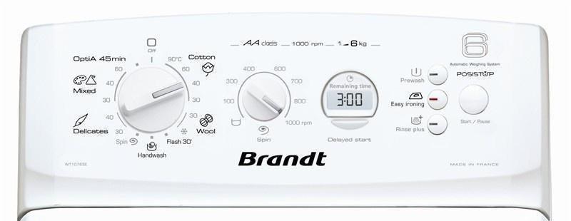 Brandt WTD1071K