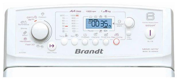 Brandt WTC1084K