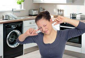 Почему стиральная машина гудит или свистит при стирке?