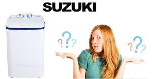Стиральная машина Сузуки