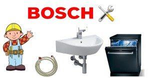 Как подключить посудомоечную машину bosch самостоятельно видео