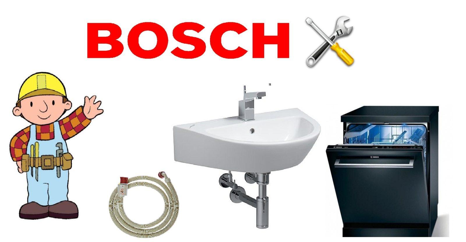 Как подключить посудомоечную машину bosch самостоятельно