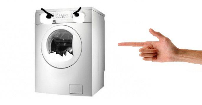 Сброс программы стиральной машины