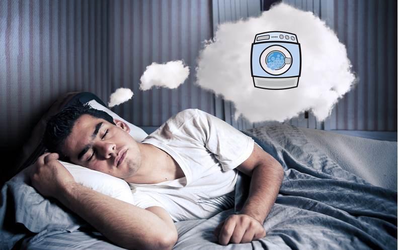 К чему снится стиральная машинка?