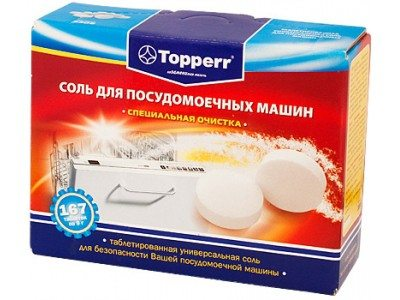 topperr соль для посудомойки