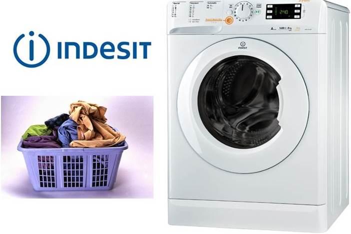 Стиральные машины Indesit
