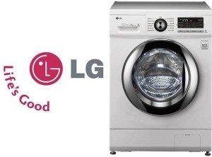 стиральные машины автомат LG