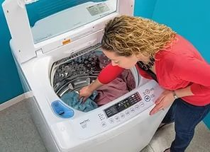 Отзывы о стиральных машинах с вертикальной загрузкой