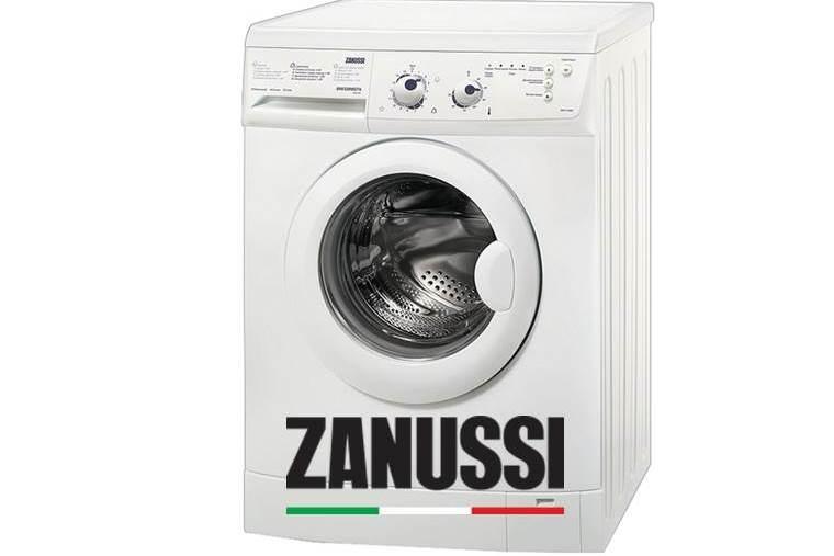 Коды ошибок стиральных машин Занусси