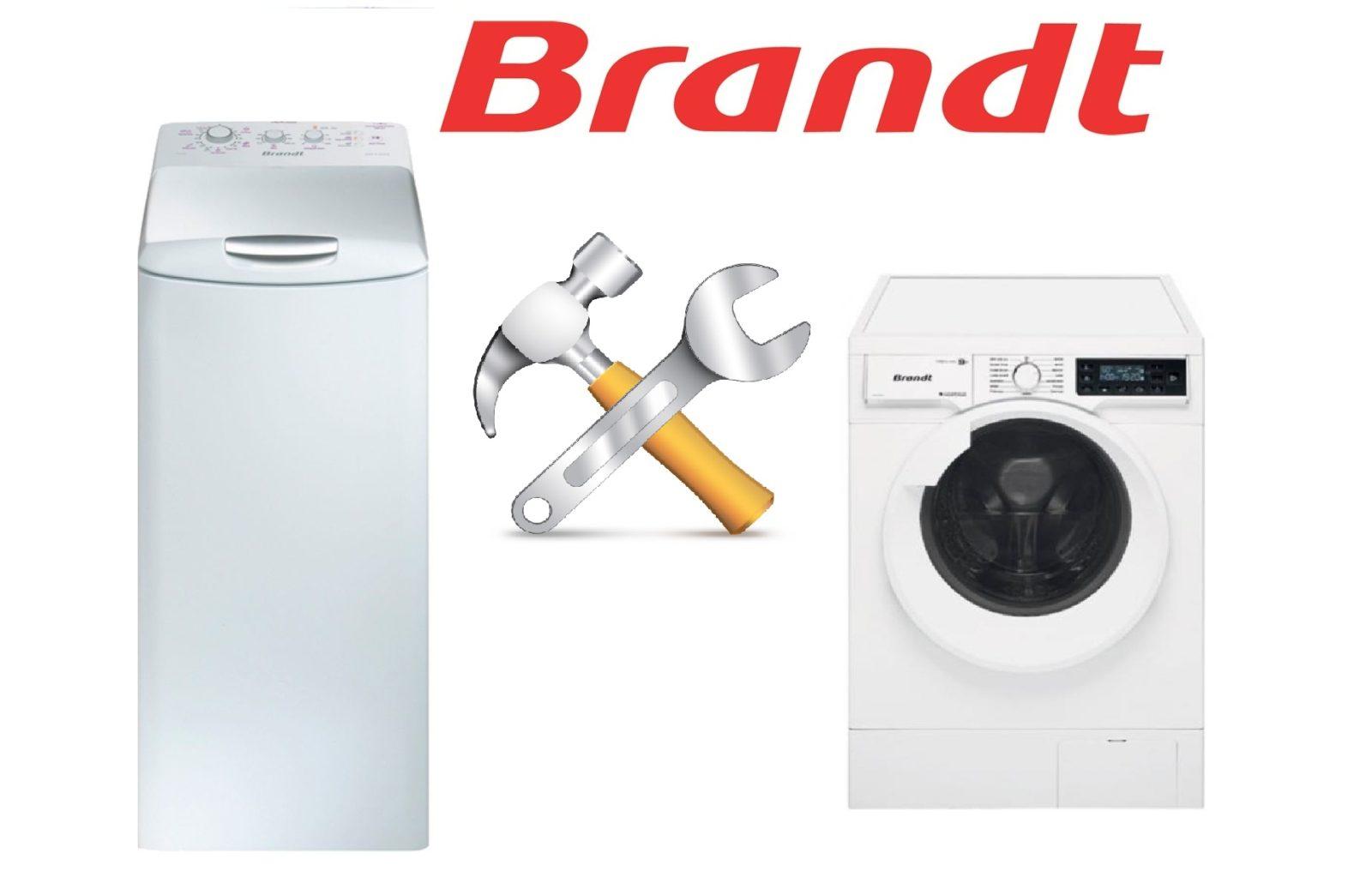Ремонт неисправностей стиральных машин Брандт