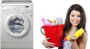 Чистка стиральной машины своими руками