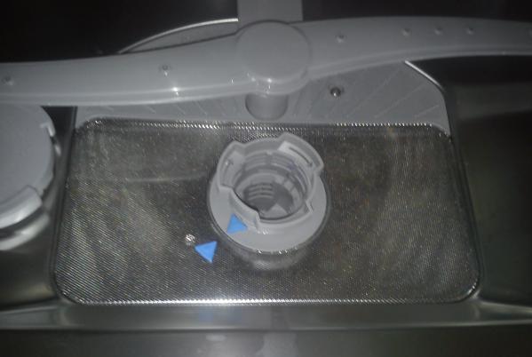 разбрызгиватель в посудомоечной машине Бош