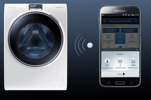 Стиральные машины Samsung - модели и характеристики