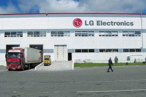завод LG