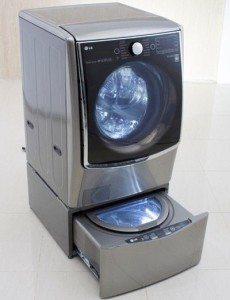 стиральная машина LG Twin Wash