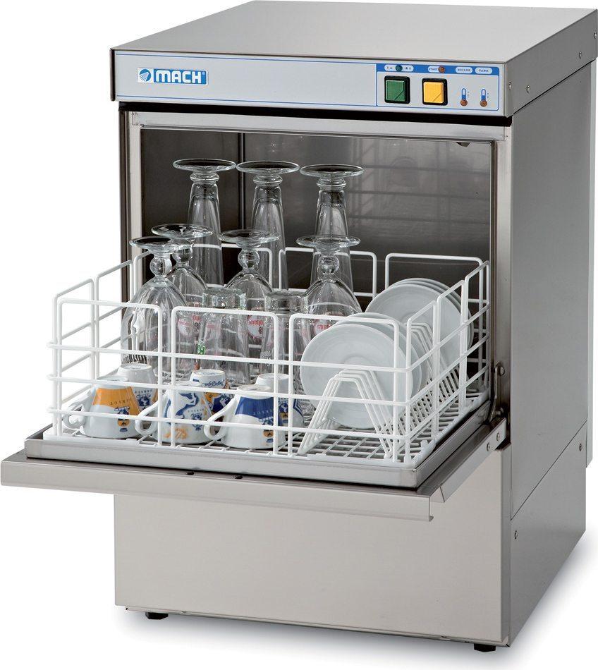 Машина стаканомоечная (посудомоечная) MACH MB9235