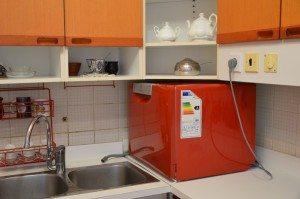 вариант размещения посудомоечной машины