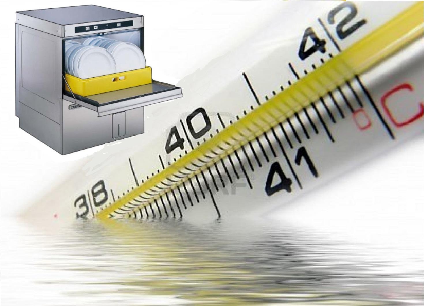 Не нагревается вода в посудомоечной машине
