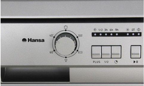 посудомойка Ханса