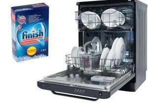 Куда и сколько соли сыпать в посудомойку?