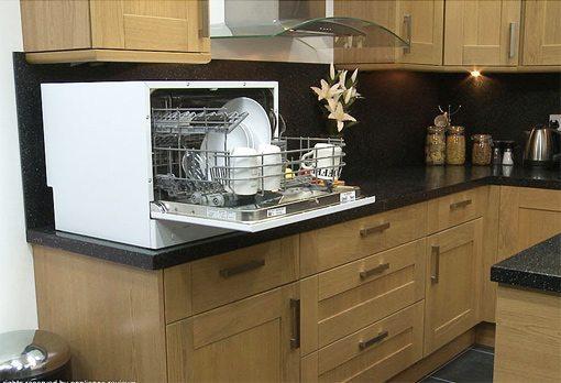 Отзывы о компактных посудомоечных машинах