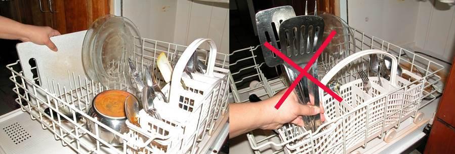 размещаем кухонную утварь