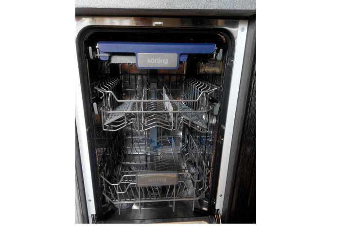 Встраиваемые посудомоечные машины 40 см