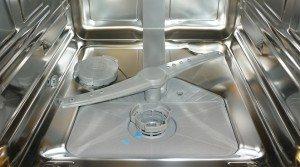 замена фильтра в посудомойке