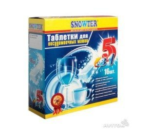 таблетки Snowter
