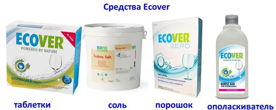 средства Ecover