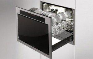 Какими бывают встраиваемые компактные посудомоечные машины?