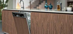 Обзор узких встраиваемых посудомоечных машин