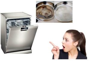 Посудомойка стала плохо мыть посуду — что делать?