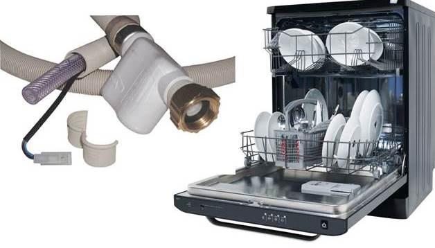 Шланг аквастоп для посудомоечной машины - проверка и замена
