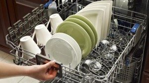 полноразмерная посудомойка