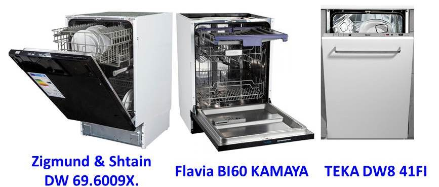 мощность посудомойки