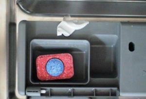 таблетка для посудомойки