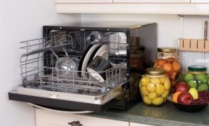 Обзор настольных посудомоечных машин